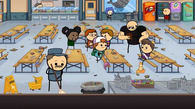 CYANIDE AND HAPPINESS: We Talk With The Creators Of The New Switch Game FREAKPOCALYPSE