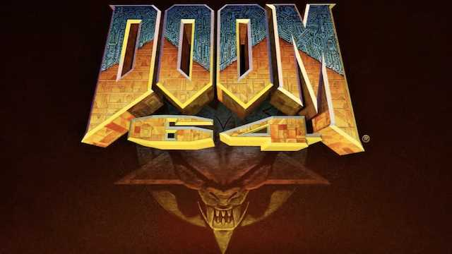 DOOM 64 Will Be Getting A Physical Release For The PlayStation 4 And Nintendo Switch