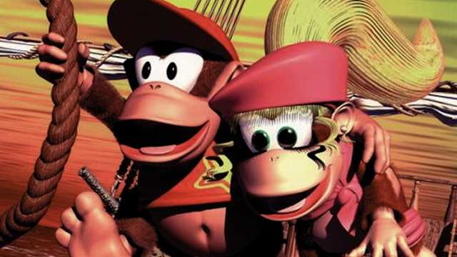 Nintendo Switch is finally getting Donkey Kong Country 2