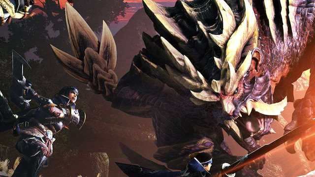 New 'Monster Hunter' Games & Every Trailer Shown During Nintendo Direct