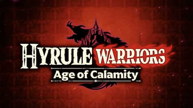 Here's Our First Look At Hyrule Warriors: Age of Calamity Gameplay