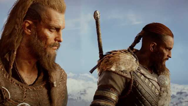 Assassin's Creed Valhalla New Story Trailer Features Preview of Eivor's Viking Saga