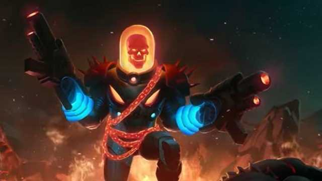 MARVEL CONTEST OF CHAMPIONS: Two New Champions Have Been Teased In A New Motion Comic
