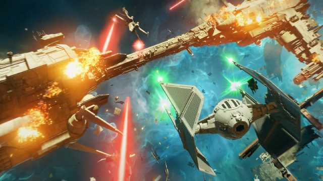 STAR WARS: SQUADRONS Space Combat Game Launches Today On PlayStation 4, Xbox One, and PC