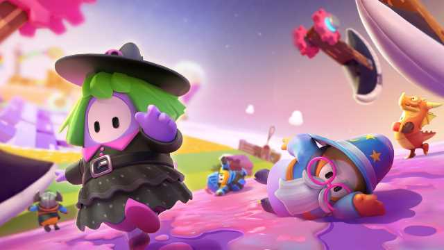 Fall Guys: Ultimate Knockout Knight Fever Revealed