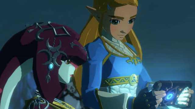 hyrule warriors age of calamity developers are quite glad that the game didn t leak before it was announced hyrule warriors age of calamity