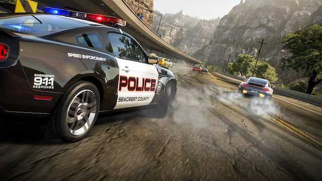 NEED FOR SPEED HOT PURSUIT REMASTERED Has Been Officially Revealed By Electronic Arts; Launches Next Month
