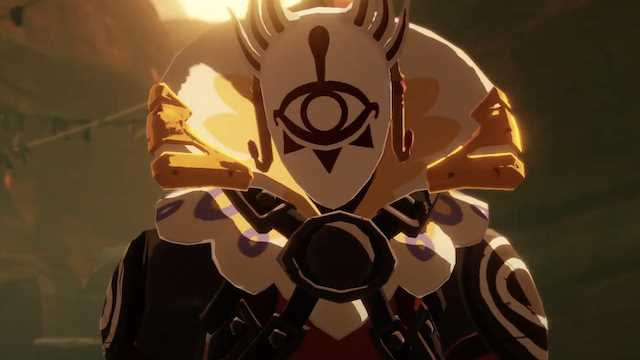 Hyrule Warriors Age Of Calamity Gets New Video That Introduces Us To Master Kohga And A New Character
