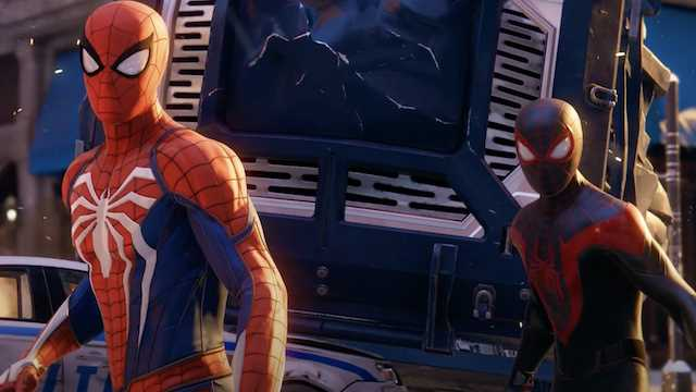Latest Spider-Man: Miles Morales gameplay sees Miles tussle with Rhino