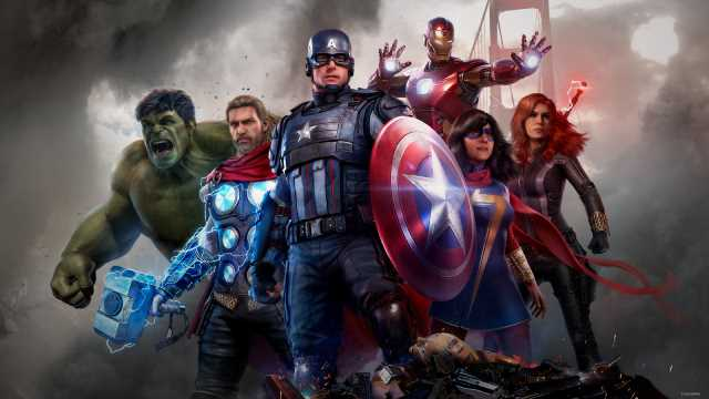 Crystal Dynamics Confirms Next-Generation Versions Of MARVEL'S AVENGERS Have Been Delayed To 2021
