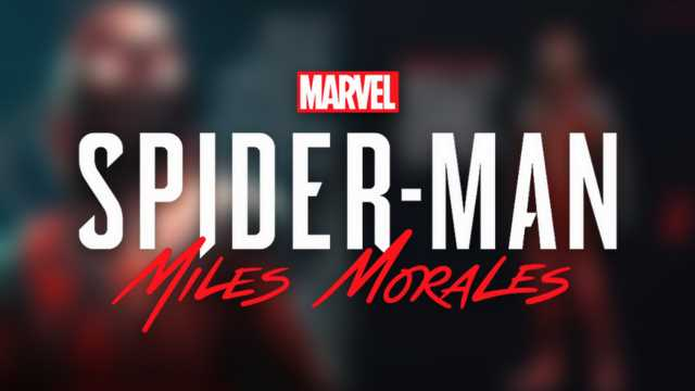 Insomniac Games Reveals Another Awesome Suit That Will Be In MARVEL'S SPIDER-MAN: MILES MORALES