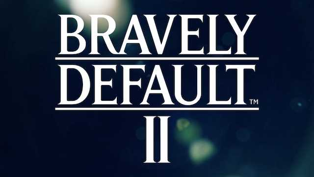 Bravely Default II is coming to Nintendo Switch in February 2021