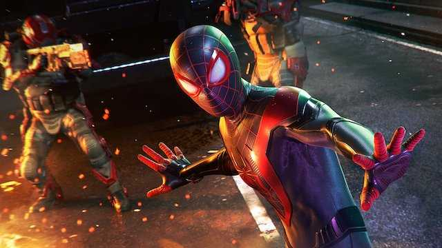 Insomniac Games Warns Players That Spoilers For MARVEL'S SPIDER-MAN: MILES MORALES Will Soon Start Getting Out