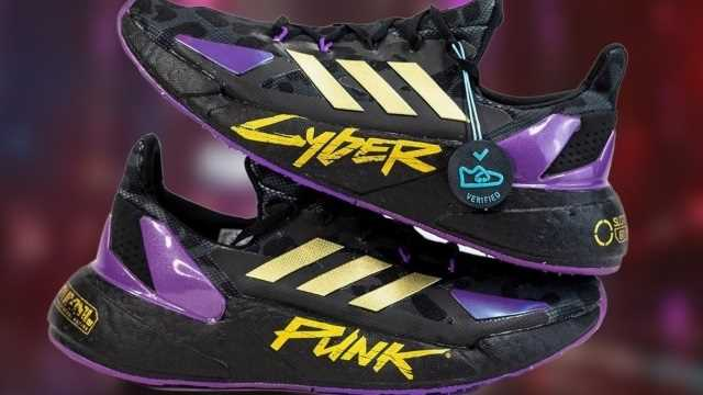 CYBERPUNK 2077: New Shoes Are Coming From Adidas But Getting Them May Be More Difficult Than Anticipated