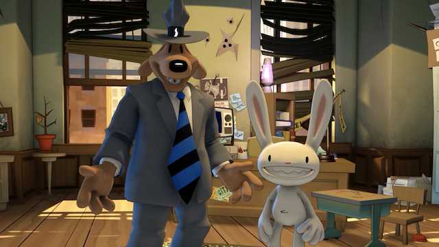 SAM & MAX SAVE THE WORLD REMASTERED Has Been Announced For The Nintendo Switch And PC
