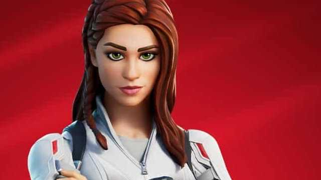 FORTNITE: The Black Widow Is A New Costume For Players Who Compete In A New Cup