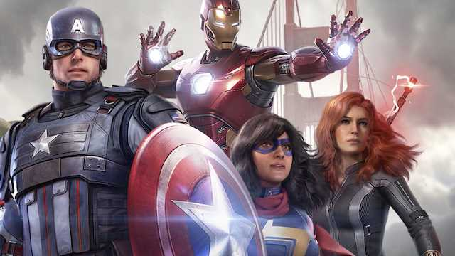 MARVEL'S AVENGERS Gets New Update That Addresses Several Issues; No News On Additional Content