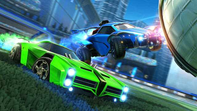 ROCKET LEAGUE To Run At 4K Resolution And 60FPS With HDR On PlayStation 5 And Xbox SeriesX|S
