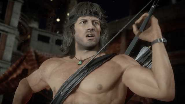 Terminator and Rambo Duke it Out in Mortal Kombat 11 Ultimate Trailer
