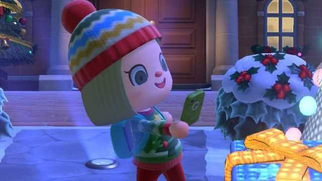 ANIMAL CROSSING: NEW HORIZONS The Winter Update Has Been Announced With A Brand New Trailer