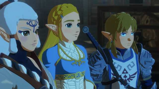 Hyrule Warriors Age Of Calamity Spoilers Have Already Made Their Way Online But There S Good News