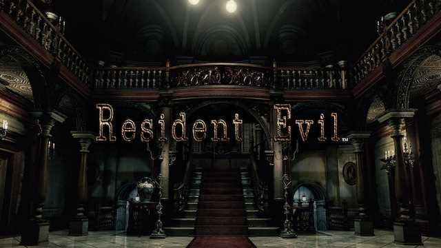 RESIDENT EVIL Set Photos Give Us A Look At The S.T.A.R.S. Helicopter And What Seems To Be The Spencer Mansion