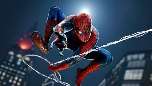 MARVEL'S SPIDER-MAN REMASTERED Now Available As Standalone Purchase On PS5