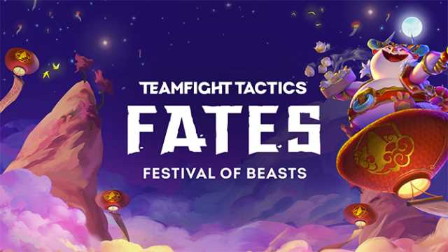 TEAMFIGHT TACTICS Fates: Festival of Beasts Kicks Off On January 20; New Champions And Traits Revealed