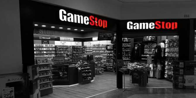 The 2020 Holiday Season Was Not Able To Save Gamestop