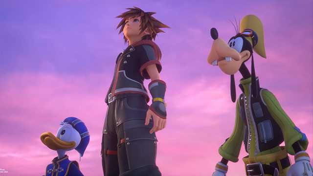 The KINGDOM HEARTS Franchise Will Be Playable Through The EPIC GAMES Store
