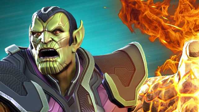 MARVEL CONTEST OF CHAMPIONS: The Super-Skrull Is Bringing Four Times The Power To The Hit Game