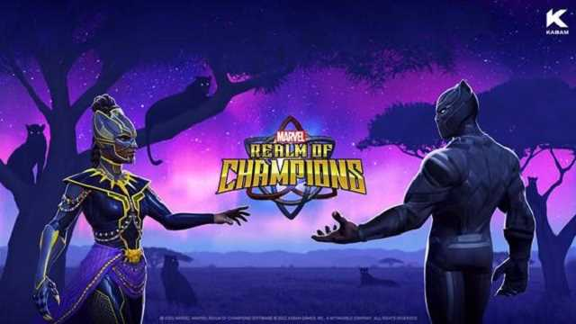 MARVEL REALM OF CHAMPIONS: The Queen Of Wakanda Is Here With A New Update