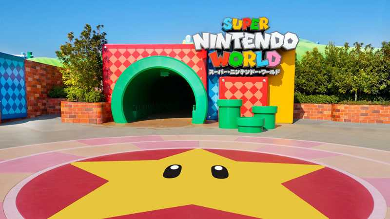 SUPER NINTENDO WORLD Celebrates Its Osaka Grand Opening!