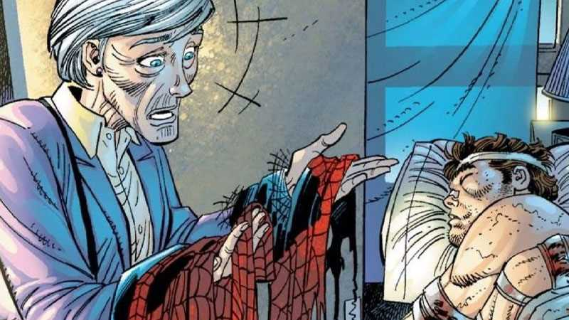 Aunt May Joins MARVEL CONTEST OF CHAMPIONS Roster!