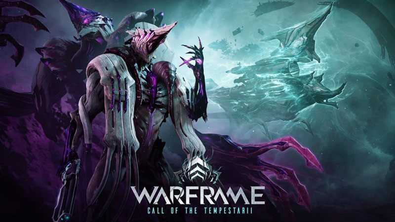 CALL OF THE TEMPESTARII Update Has Landed For WARFRAME On Xbox Series X|S!