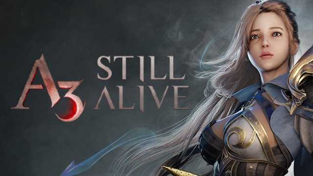 A3: STILL ALIVE A New Class Is Joining The Biggest Mobile RPG Ever