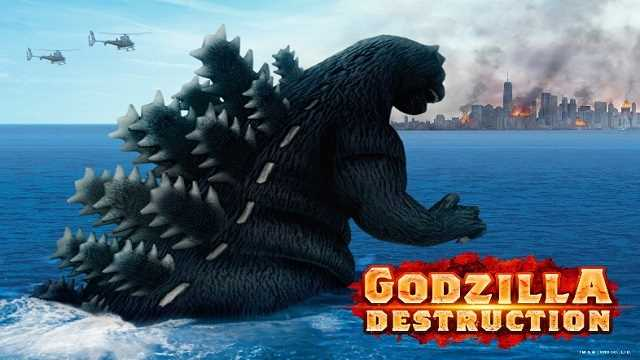 GODZILLA DESTRUCTION: The Mobile Game Has Officially Released