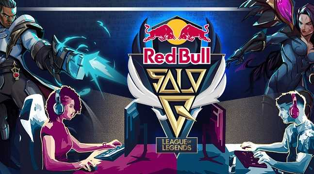 LEAGUE OF LEGENDS Tournament Series RED BULL SOLO Q Makes Its U.S. And Canada Return Starting This Month