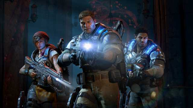 NEW GEARS OF WAR 4 Fight For Family Launch Trailer!