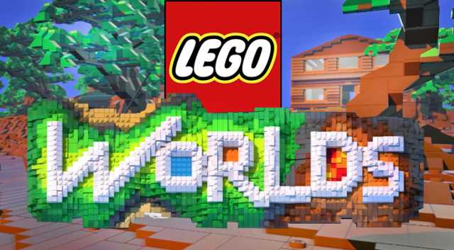 Move Over Minecraft, LEGO WORLDS Is Coming Early Next Year