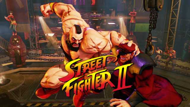 ULTRA STREET FIGHTER I...