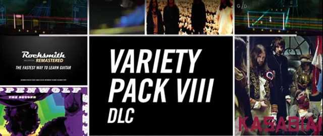 CANDLEBOX, TEARS FOR FEARS and STEPPENWOLF Part Of ROCKSMITH'S New VARIETY PACK VIII DLC!