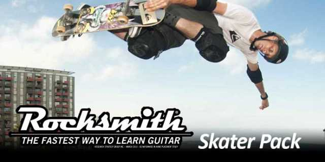 Skater Song Pack DLC Has Hit For ROCKSMITH 2014 EDITION REMASTERED