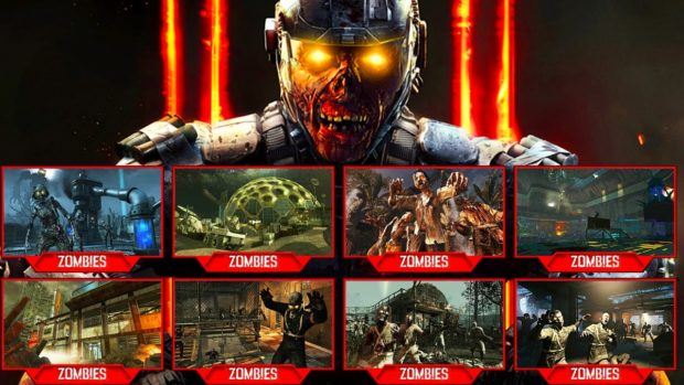 ZOMBIES CHRONICLES DLC Announced for CALL OF DUTY: BLACK OPS 3