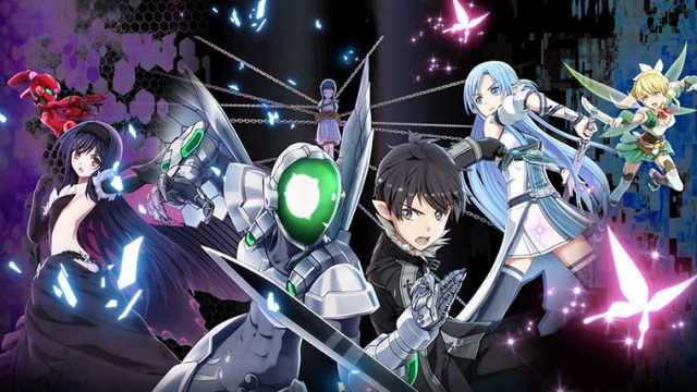 Sword Art Online Accel World Clash In Cross Over RPG For PC