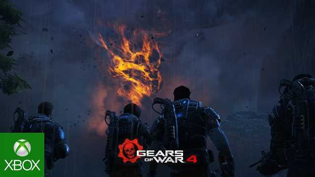 GEARS OF WAR 4 Gets New Features On The Xbox One X