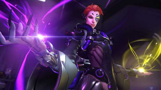 New OVERWATCH Character Moira Is Now Live On All Platforms