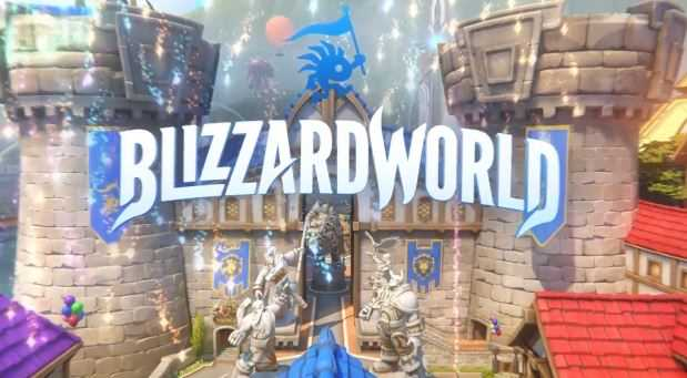 Overwatchs blizzard world map officially opens next week gumiabroncs Image collections