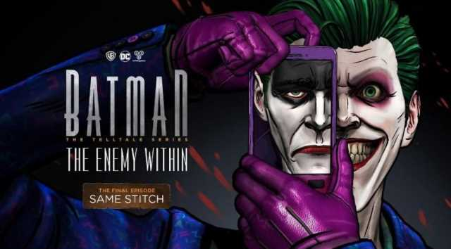 BATMAN: THE ENEMY WITHIN Season Finale Same Stitch Premiering Later This Month