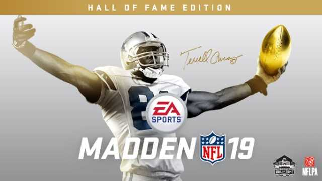 MADDEN NFL 19 Announced For August 10 Release With Terrell